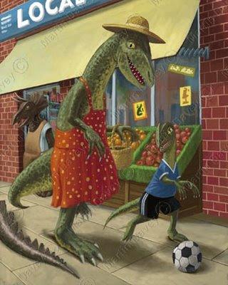 dinosaur_triceratop_shopping