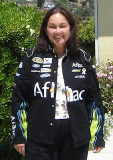 NASCAR Race Mom - z. Smith