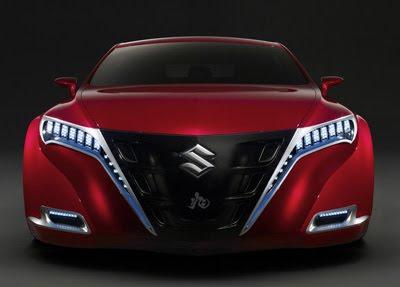Suzuki Kizashi Concept - known for excellence