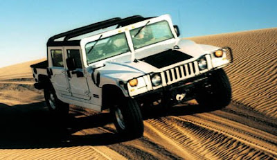 Hummer H1 - High Mobility Multipurpose car
