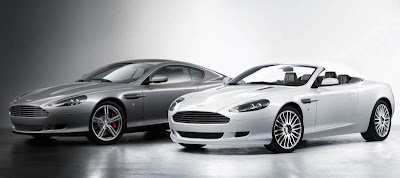 Aston Martin DB9 - 6.0 litre V12 engine to deliver improved power and torque