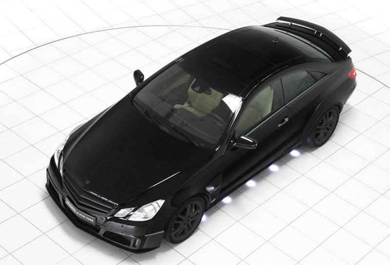 2003 Brabus Mercedes Benz E V12 Concept. Brabus E V12 Coupe, 2010