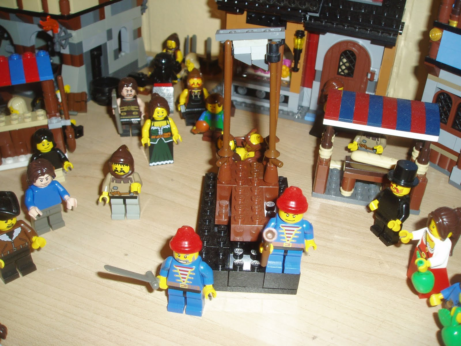 lego guillotine Gallery