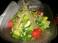 Chop chop salad at DBGB