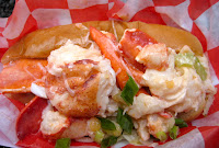 Red Hook Lobster Pound lobster roll