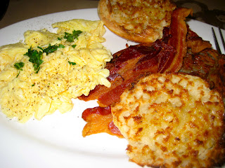 soft scrambled eggs at Prune