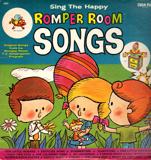 Way Out Junk: Sing the Happy Romper Room Songs