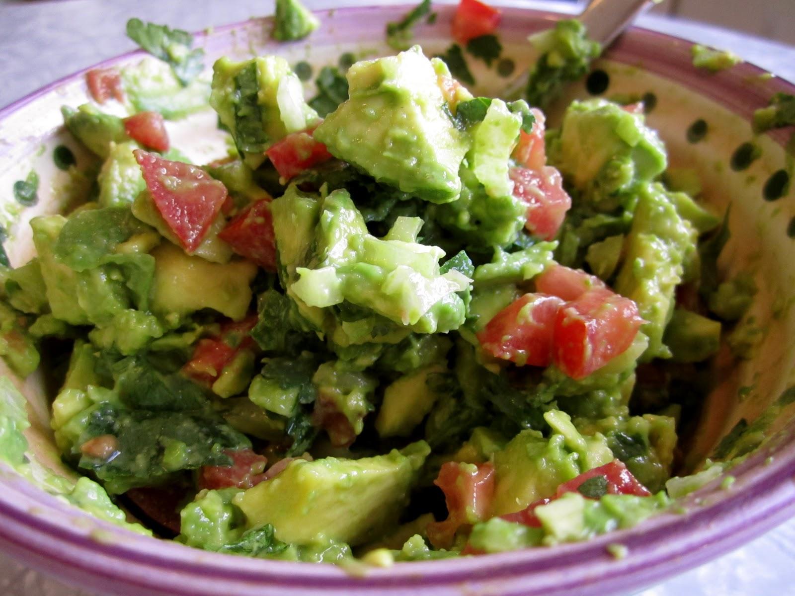 Gluten Free Betty: 6th Day of Christmas Treats: Christmas Guacamole