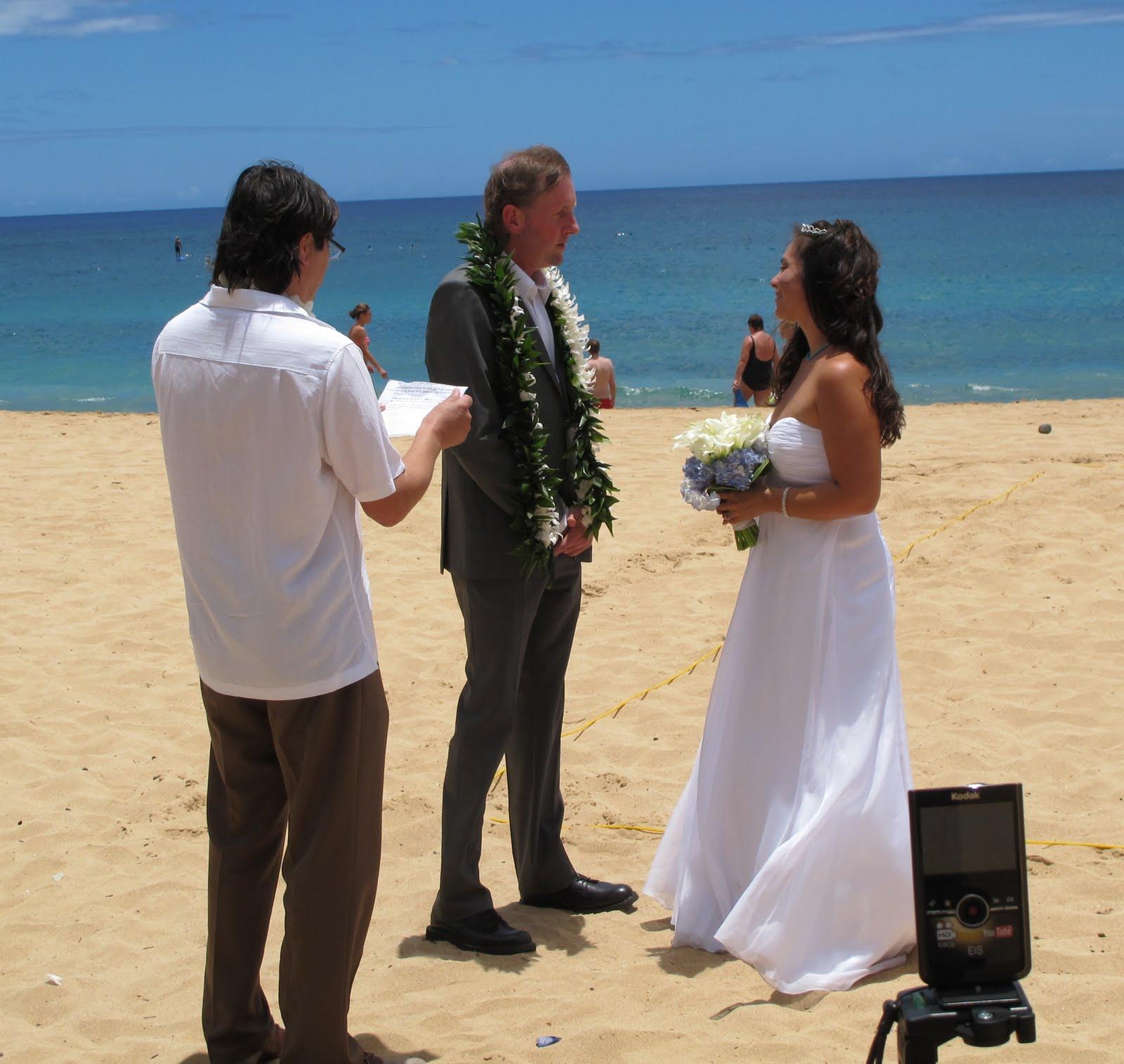 Hawaiian Island Wedding Planners: Lanai Wedding Ceremony...Short and ...