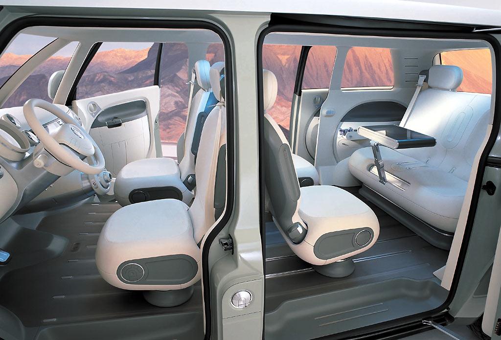 2014 Volkswagen Microbus Interior Images & Pictures - Becuo