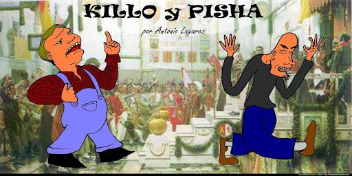 Killo y Pisha
