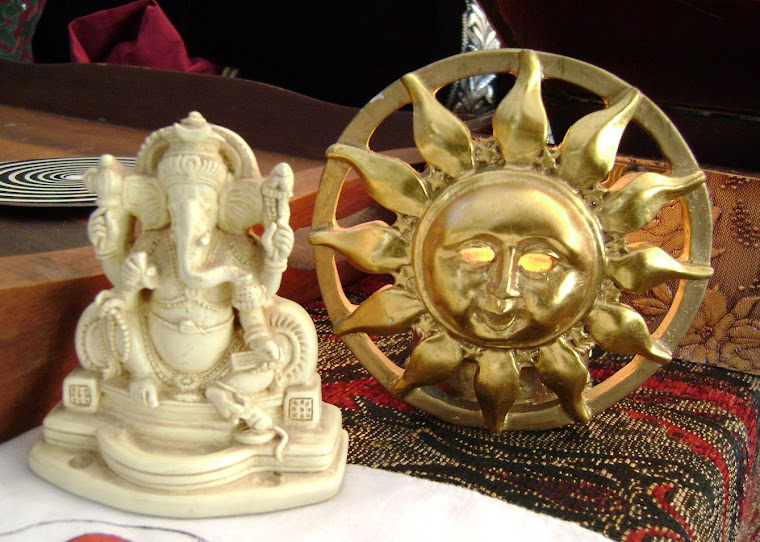The Sun and Ganesh