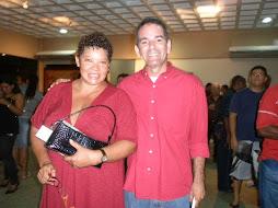 Neca Machado e Dr. Angelo
