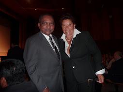 Encontro ha mais de 04 anos o Ex Ministro da Justica de Angola Manoel Aragao