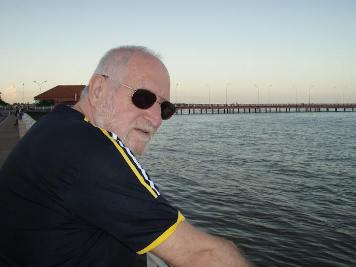 MANFRED meu esposo retorna ao Amapá defitivamente e gosta de ver o Amazonas