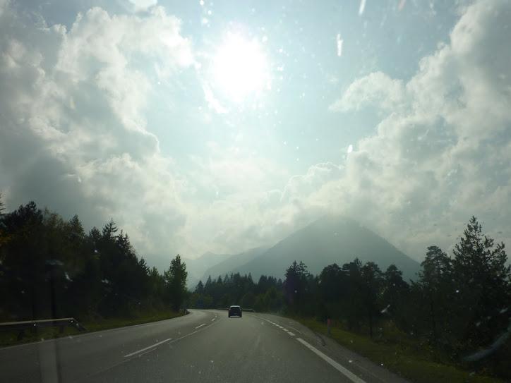 ALPES DA AUSTRIA em 2009, Viajar tambem é DESCOBRIR...