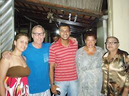 Neca Machado e Luiz Coramina