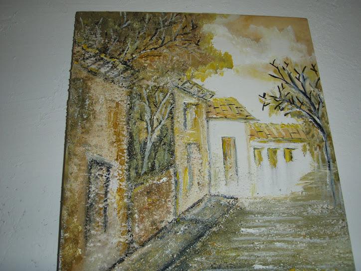 Sou Artista Plastica tb. Pinto Impressionismo e ABSTRACTO