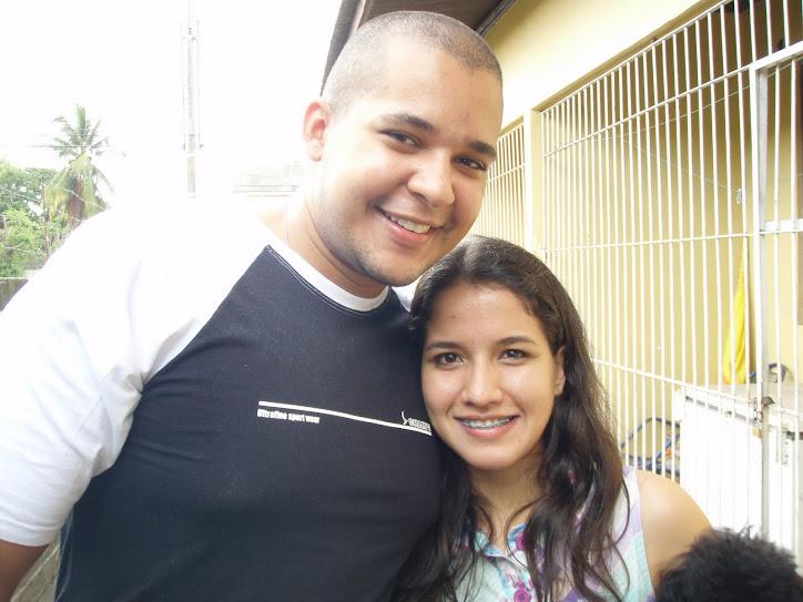 Comemorando o NATAL em Macapá, o Medico Jorge Barbosa