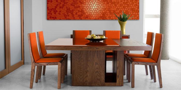 Comedores muebles per comedores de dise o for Comedores de diseno 2016