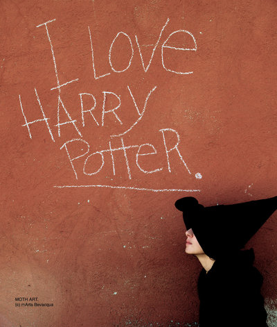 i love harry potter