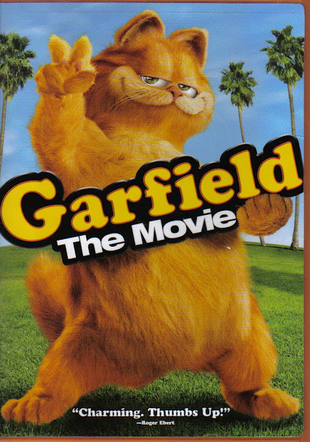 Creeper's Reviews from the Abyss: Garfield: The Movie ...