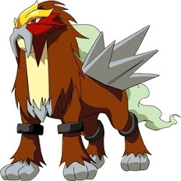 Legendary Entei