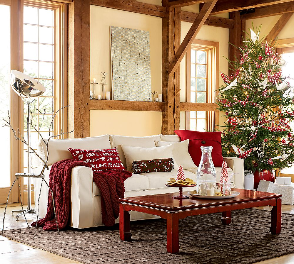 pretty christmas things i love pottery barn vintage 5 unique ways to decorate your home for the holidays