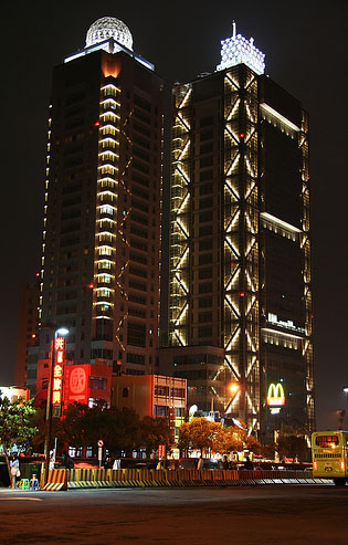 windsor hotel - taichung