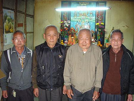 grandpa's house in yunlin