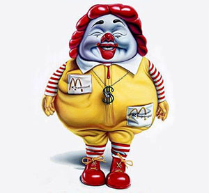 fat ronald