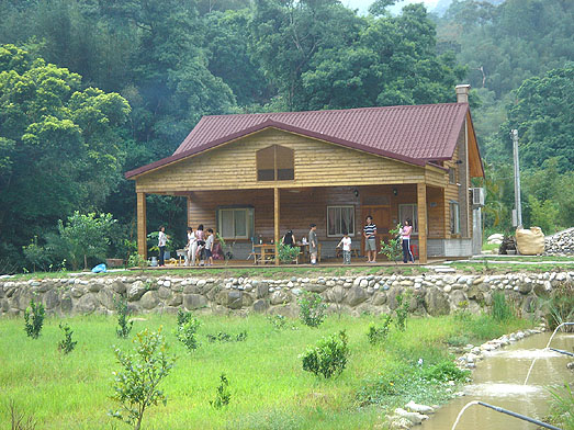 the cabin in miaoli