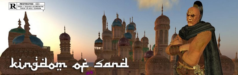 Kingdom of Sand - Action Roleplay Game on Second Life - Official Blog