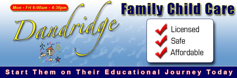 Dandridge Family Child Care Blog