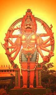 Shiva Gana Veerabhadra Swamy