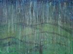 Paisaje con lluvia