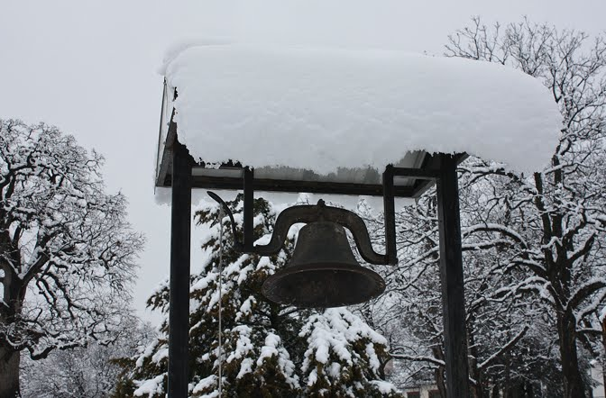 Bell at Grapevine Springs Park