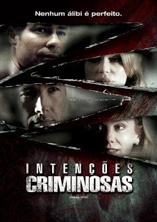 Filme Poster Intenções Criminosas DVDRip XviD & RMVB Dublado
