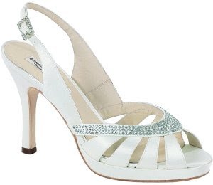 bridal shoes with crystal accents2
