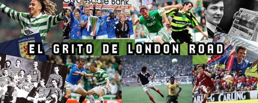 El grito de London Road