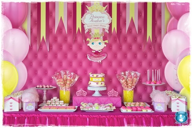 Real Party} - Avalon's Princess Party