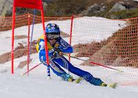 gare di sci per bambini