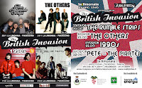 poster british invasion