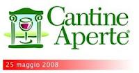 cantine aperte 2008 eventi in toscana