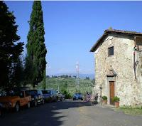 wedding near Florence