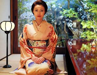 indossare il kimono a Firenze