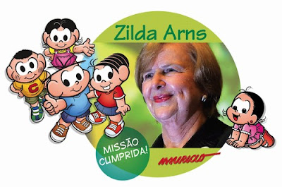 Valeu, dona Zilda !