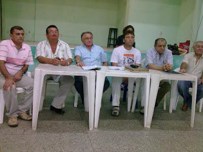 Posse da nova diretoria do G.C.D.I - Por Carlos Moreira