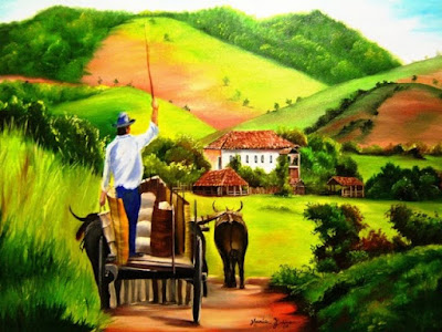 O Carro de Bois na poesia cearense - Jeremias Catunda / Ipueiras