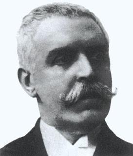 Escritor Manuel González Prada
